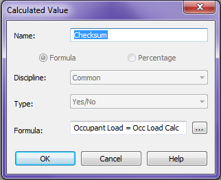 Revit Schedules Conditional Formatting – BD Mackey Consulting | The