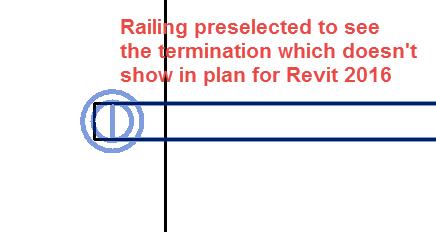 Railing Termination 2016
